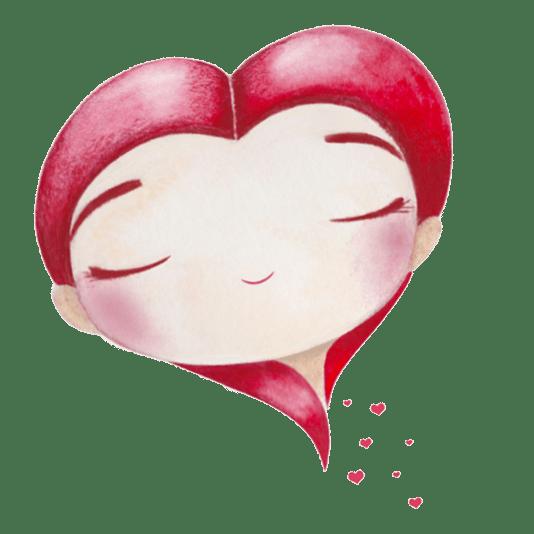 Meisje_heart