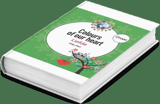 Mockup eboek groen